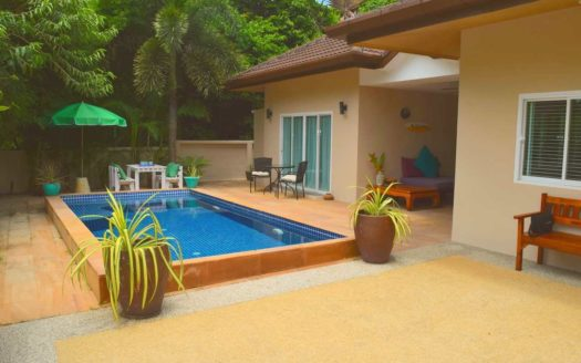 Beautiful Pool Villa In Rawai For Sale (1)pool