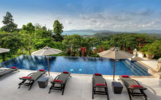 Pool Surin Beach Luxury Seaview Villa (2)